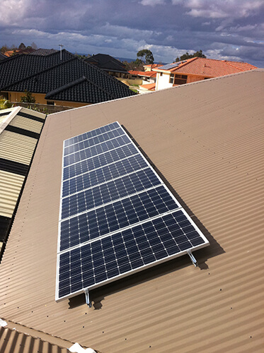 residential solar systems perth austec electrical. Black Bedroom Furniture Sets. Home Design Ideas